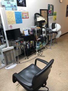新化論 志摩市 美容室